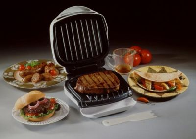 "George Foreman ""Champ"" grill"